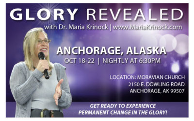October 18-22 – Anchorage, AK