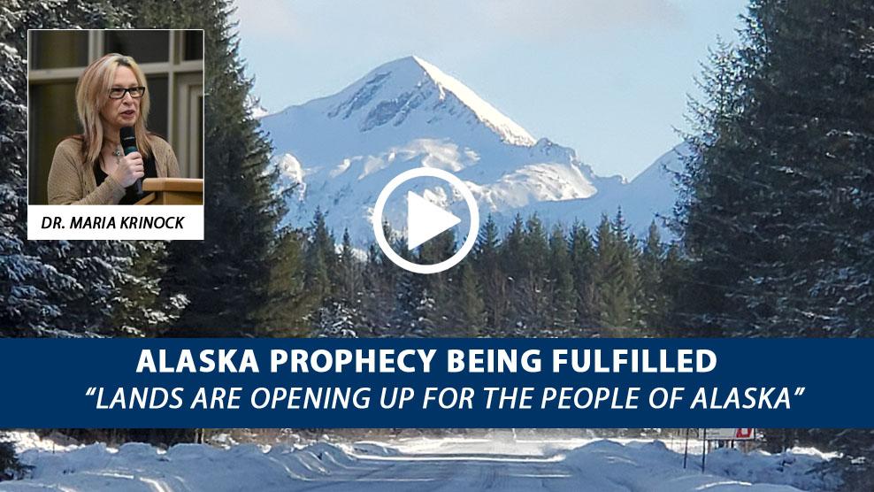 Alaska Prophecy Fulfilled