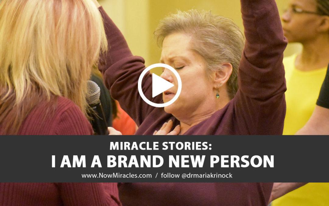 SUICIDE DELIVERANCE: I AM A BRAND NEW PERSON!