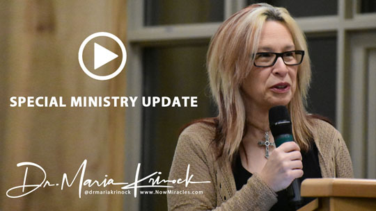 Special Ministry Update