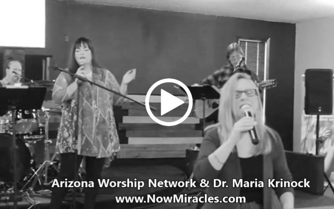 Prophetic Worship – Heaven is Here