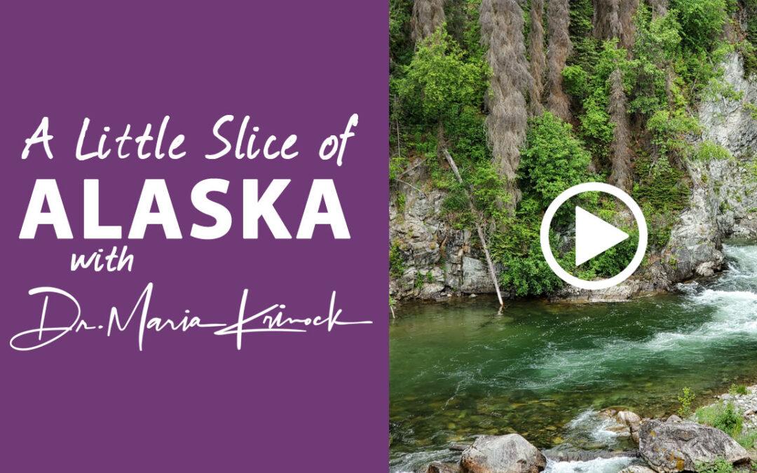 A Little Slice of Alaska & Special Invitatation